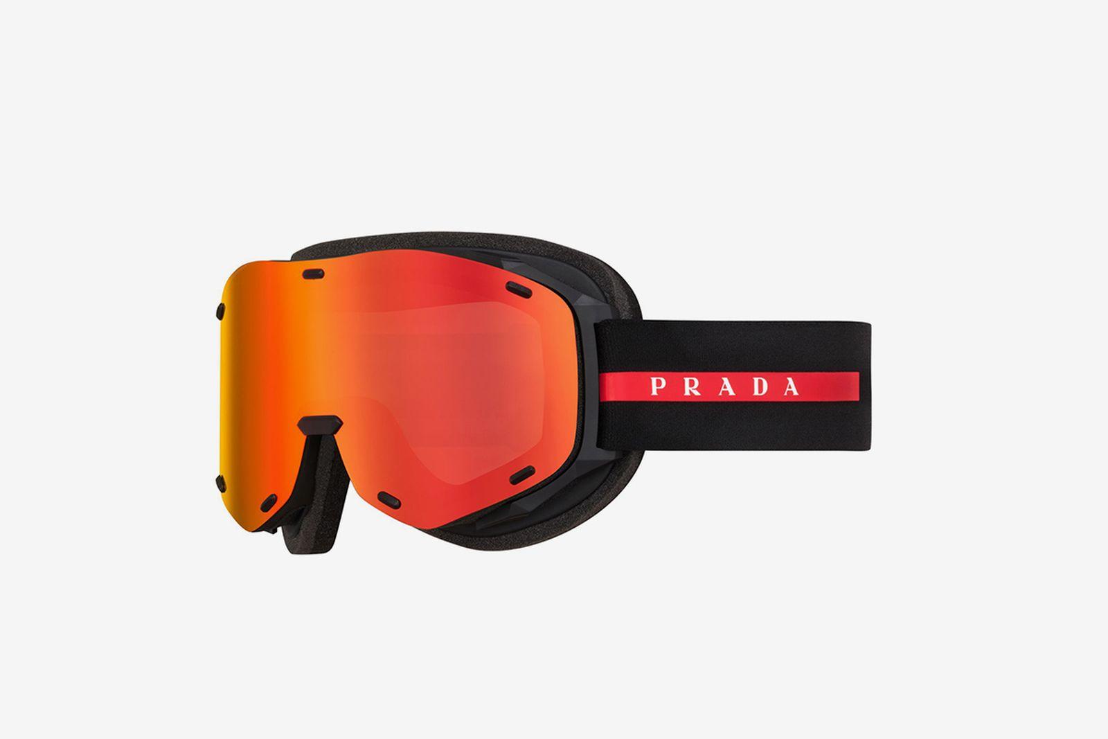 Prada Linea Rossa Ski Googles