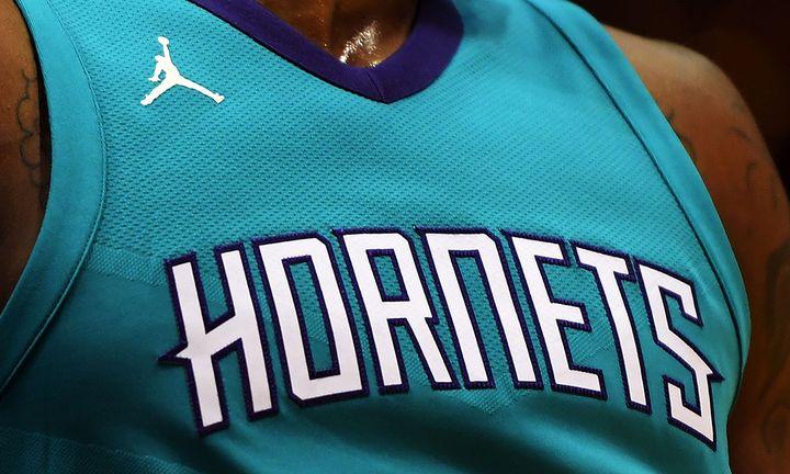 Charlotte Hornets Jordan Brand jersey