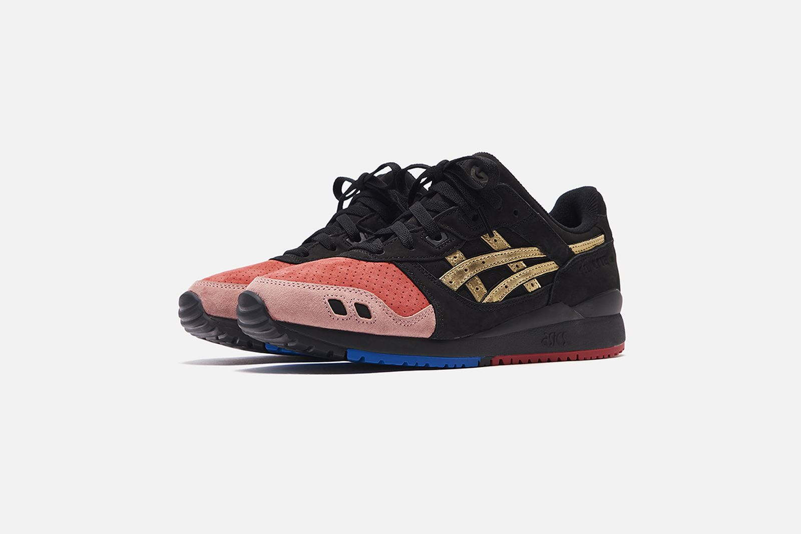 Comprensivo Prevalere In dettaglio  Ronnie Fieg x ASICS GEL-Lyte III Tokyo Trio: Official Images & Info