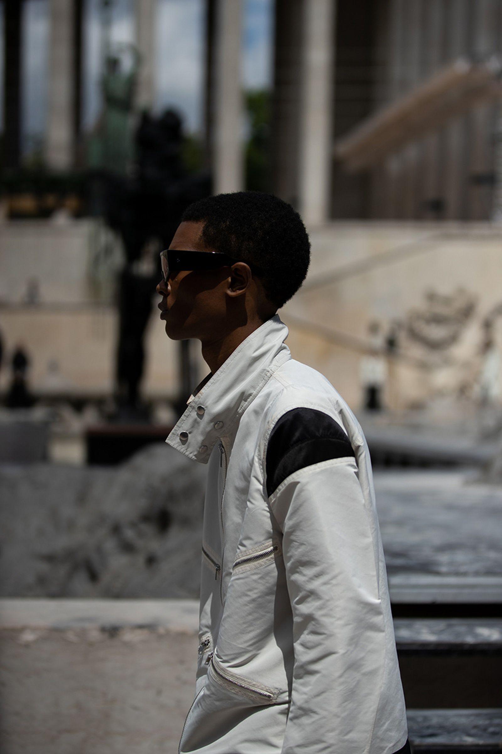 rick owens ss20 paris fashion week runway