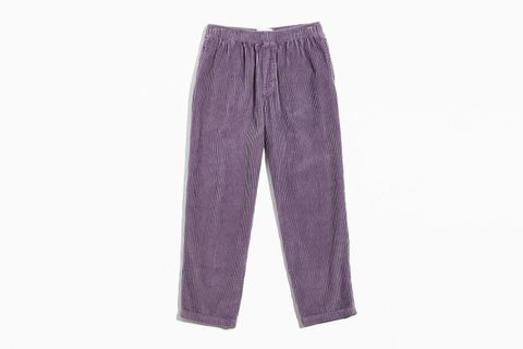 Wide Wale Corduroy Beach Pants
