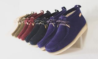 Ronnie Fieg Reveals New Clarks Wallabee Collab