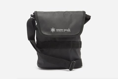 Reflective-logo 2L Shoulder Bag