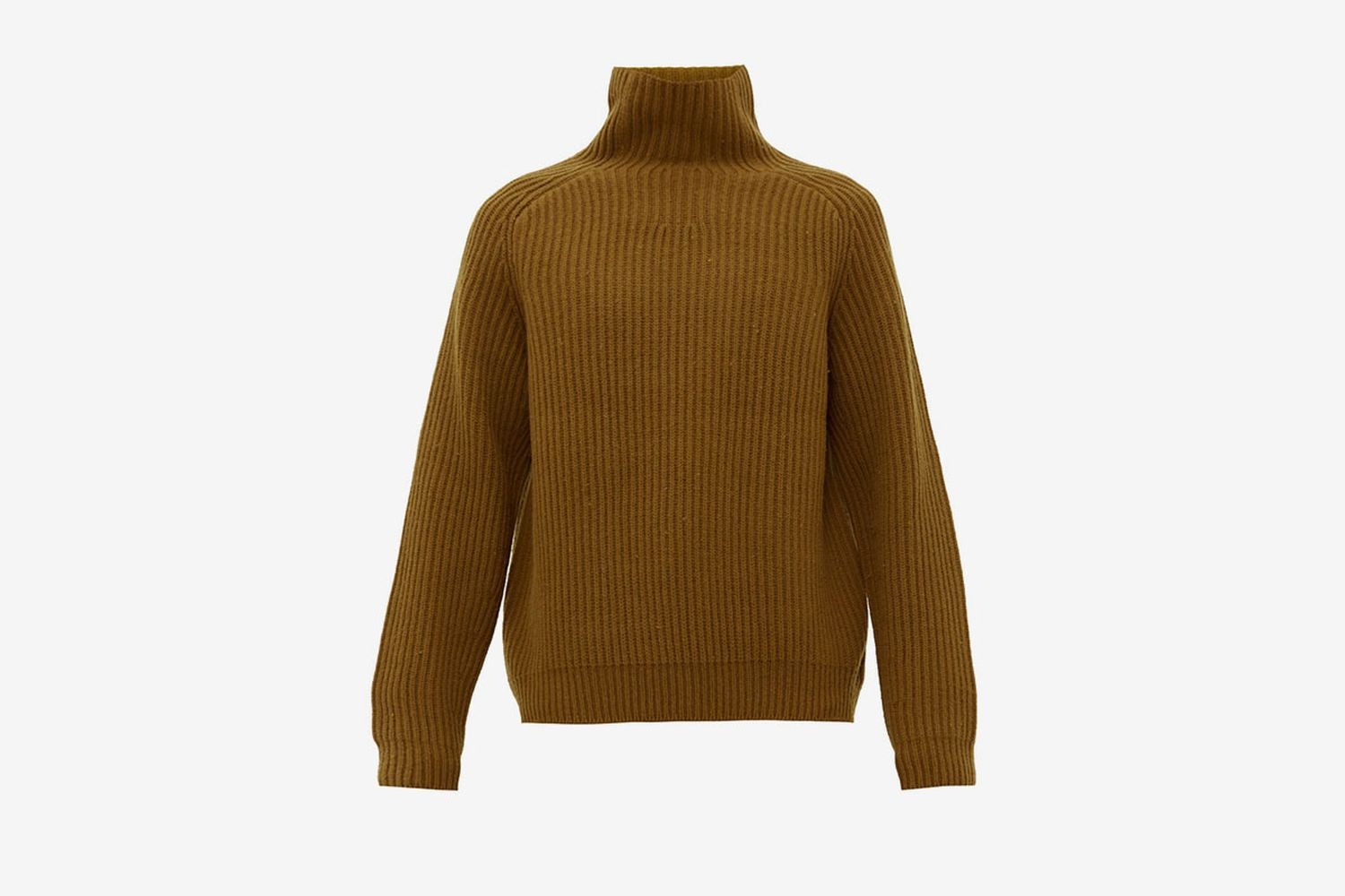 Kally Ribbed Wool Sweater
