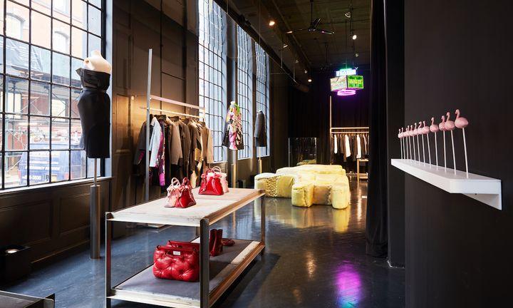 Maison Margiela Transitory Concept Store