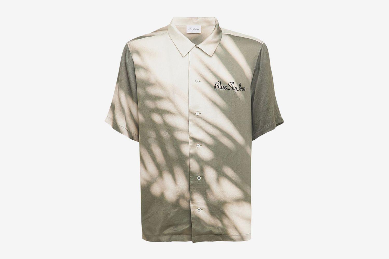Printed Shadow Shirt