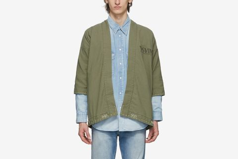 Sanjuro Kimono Jacket