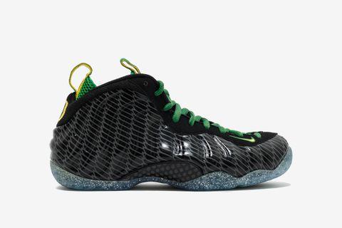 "sports shoes 8c69b f4c1b Nike Air Foamposite One Premium ""Oregon Ducks"""