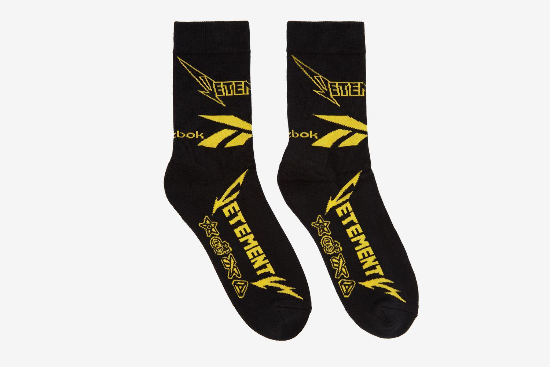Reebok Edition Metal Socks