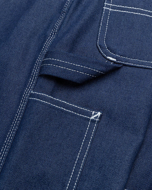 Carhartt WIP – Ruck Single Knee Pant Blue Rigid - Image 4