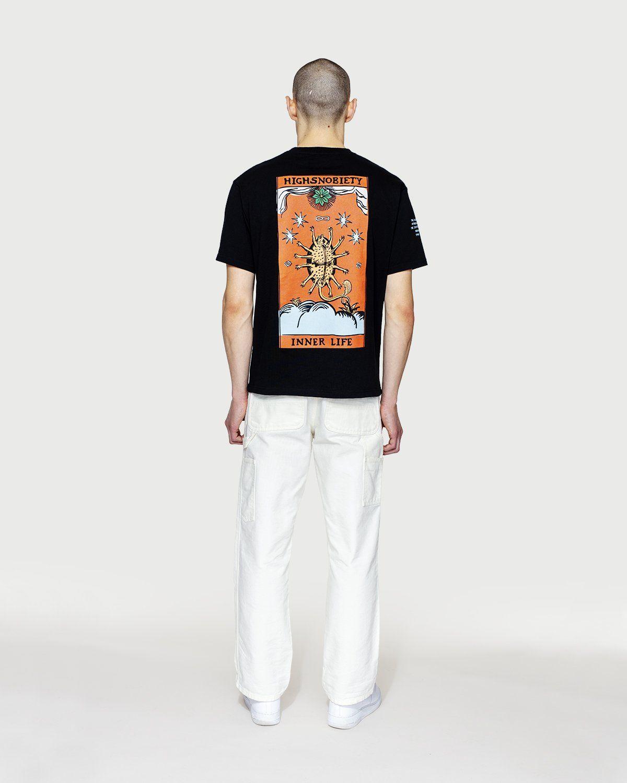 Highsnobiety — Inner Life T-Shirt Black - Image 7
