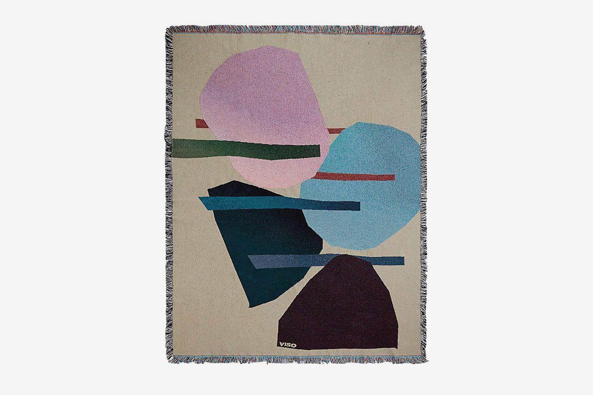 Jacquard Tapestry Blanket