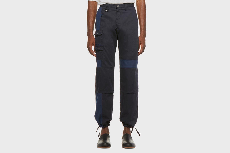 'Le Pantalon Gadjo' Workwear Trousers
