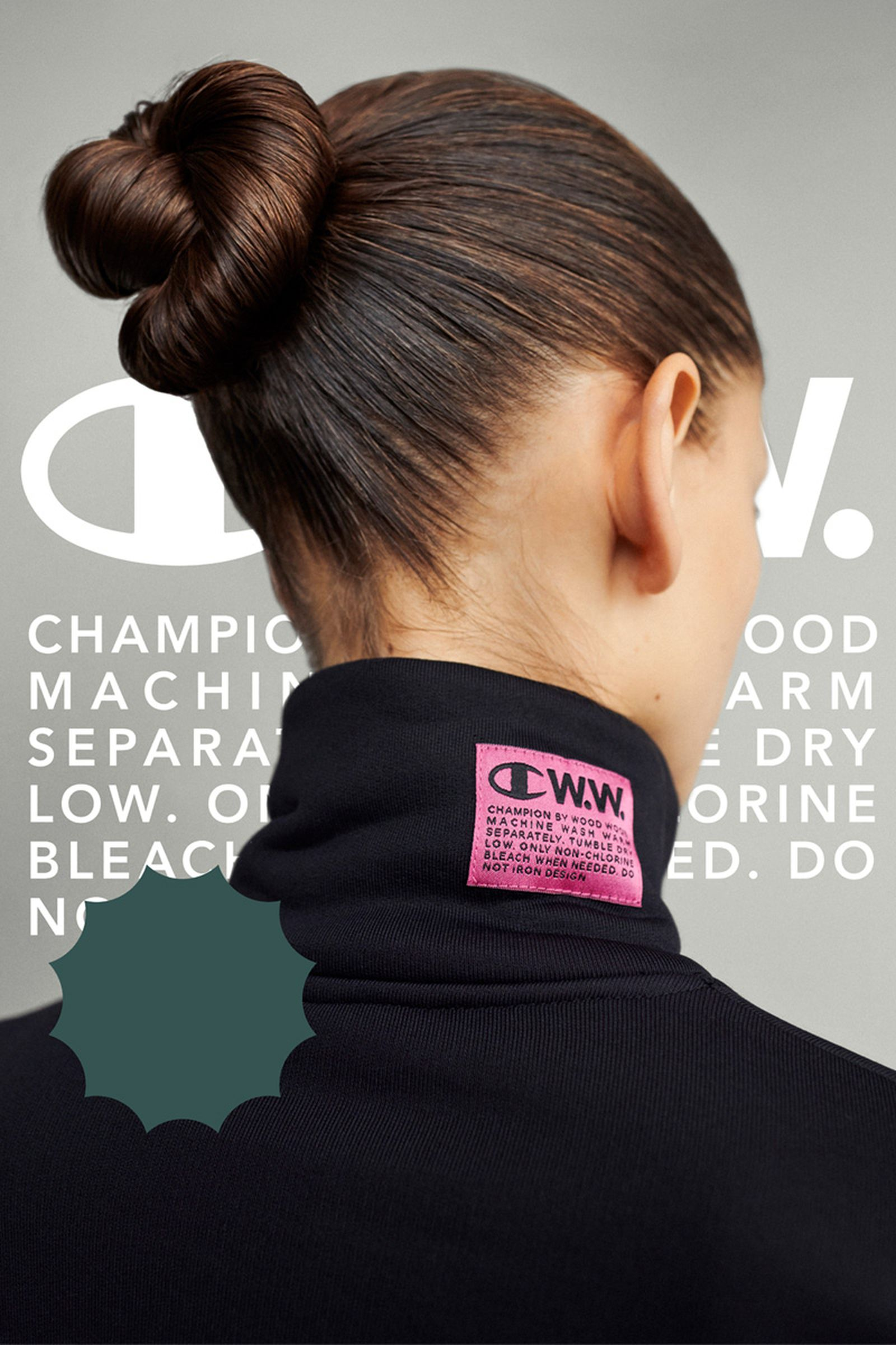 wood wood champion capsule collection Champion x Wood Wood