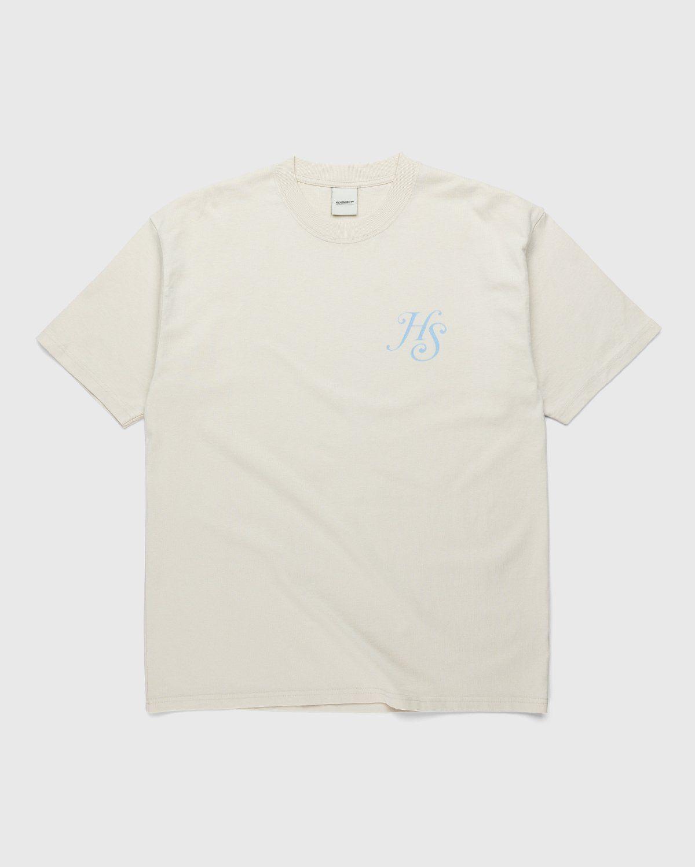 Highsnobiety – All Time High T-Shirt Eggshell - Image 2