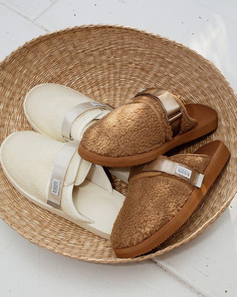 John Elliott's New Suicoke Sandal Is a Fleece for Your Feet 6