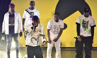 Wu-Tang Clan Drop 'Of Mics and Men' EP, Stream it Here