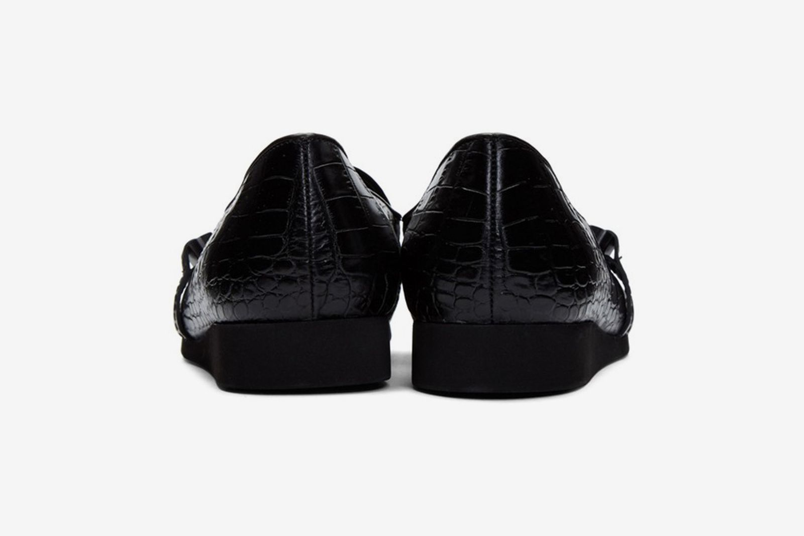 1017 ALYX 9SM St. Marks Buckle Loafers