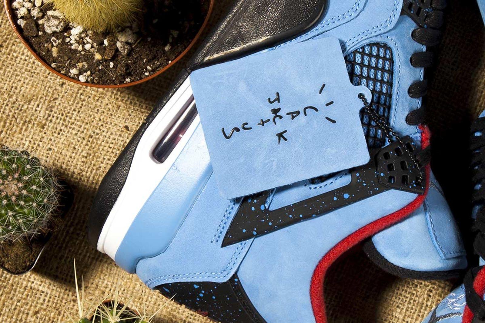 "travis scott air jordan 4 cactus jack jordan brand ""Cactus Jack"" Air Jordan 4"