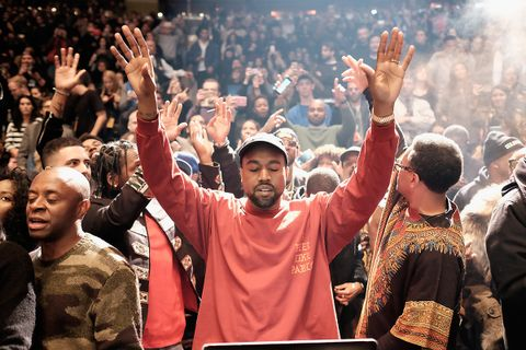 kanye west jesus is king leak stream 'Jesus Is King'