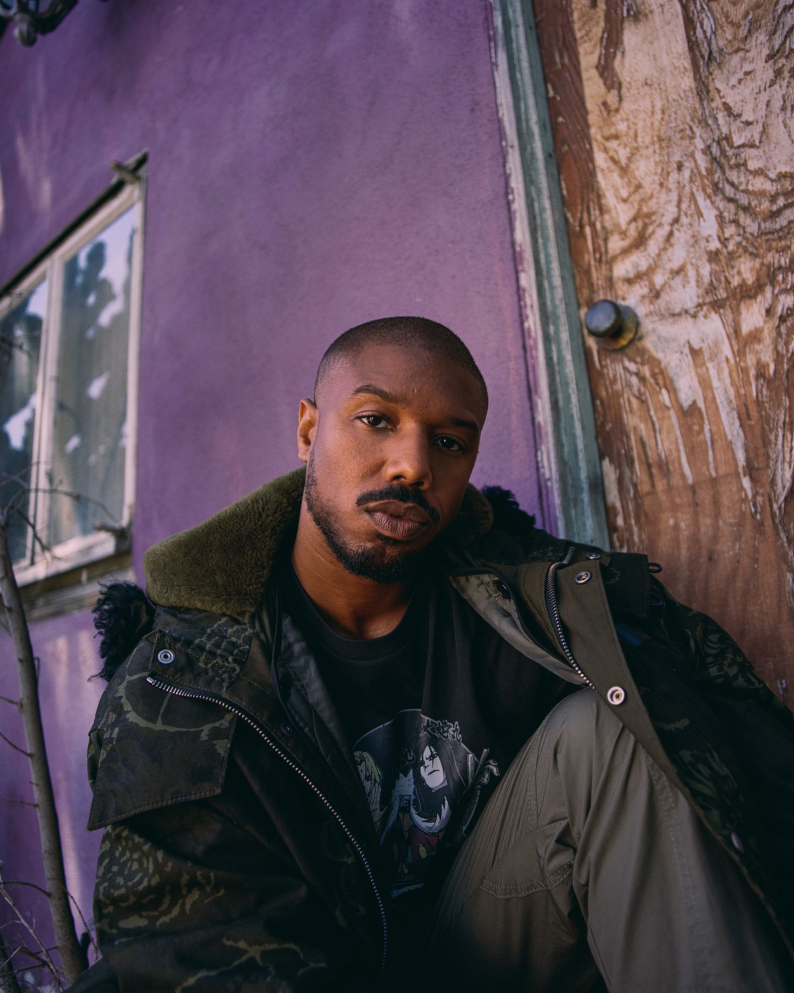 mbj coach interview Michael B. Jordan anime highsnobiety 19