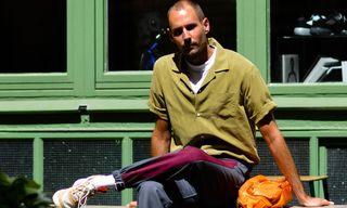 Voo Store's Creative Director Herbert Hofmann Nails Spring Style