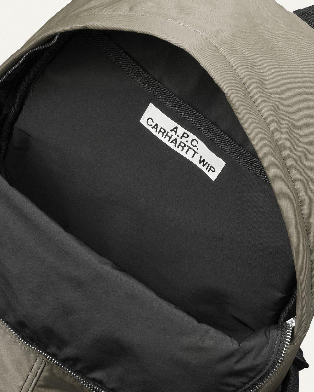 A.P.C. x Carhartt WIP - Shawn Backpack Khaki - Image 3