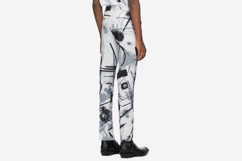 Futura Edition Spray Ex President Trousers