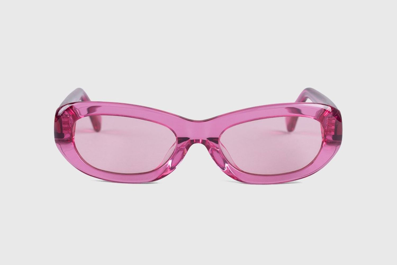Miuccia Carnation Sunglasses