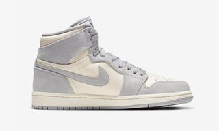 The Nike Air Jordan 1 Gets a Refreshing Pale Ivory Colorway for Spring