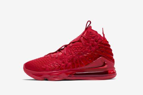 LeBron 17 Red Carpet