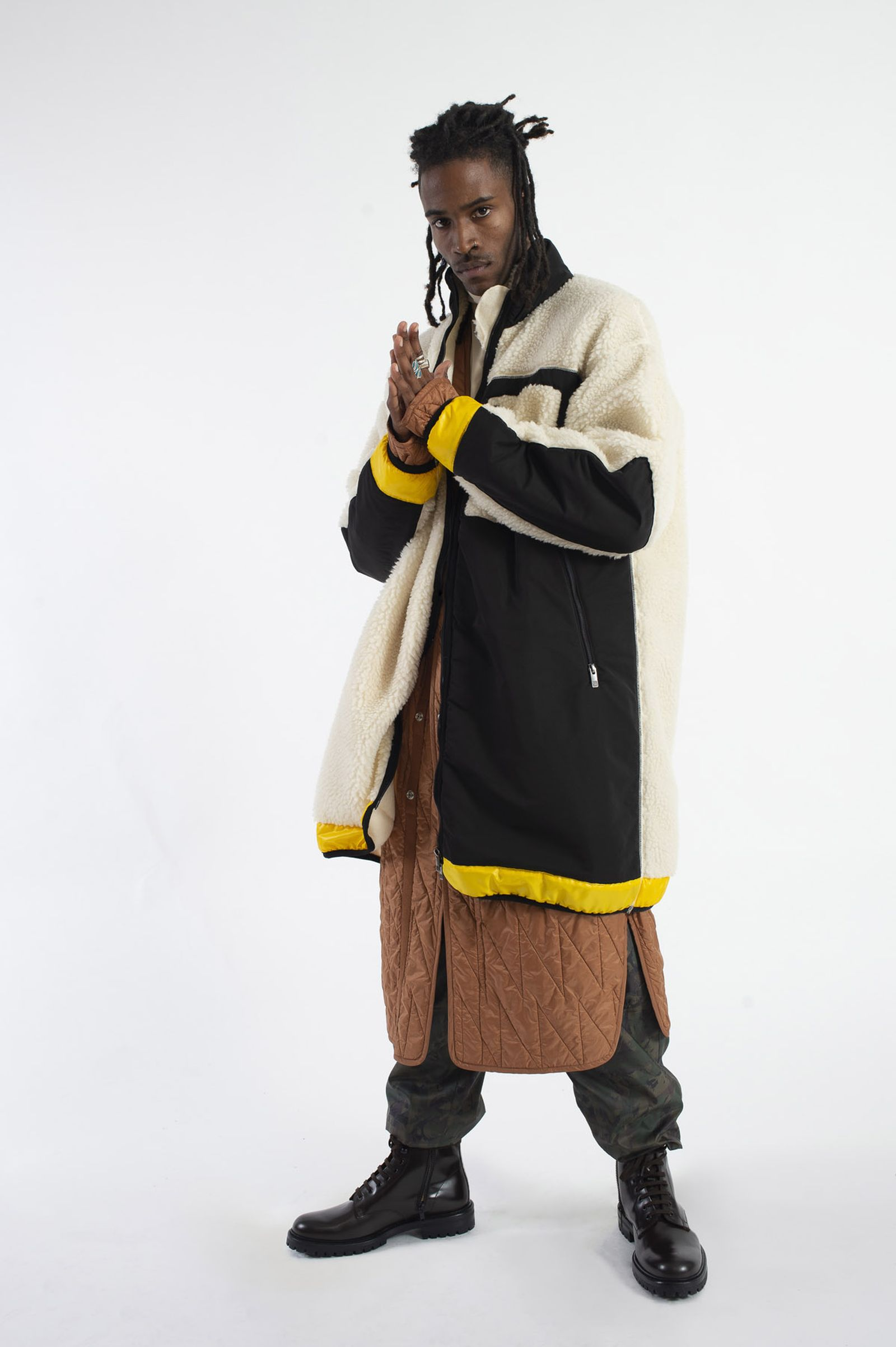 fleece hottest item fall winter NHoolywood British columbia Fendi Stüssy