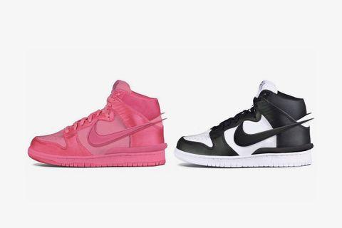 New AMBUSH x Nike Dunk Colorways