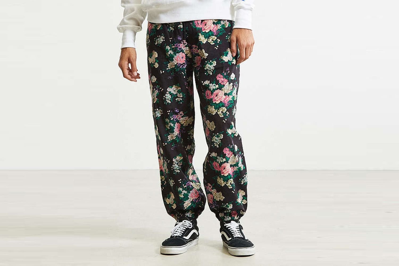Xander Patterned Pants