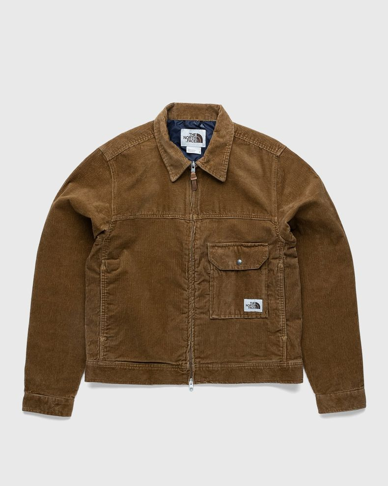 The North Face – Trucker Jacket Utility Brown