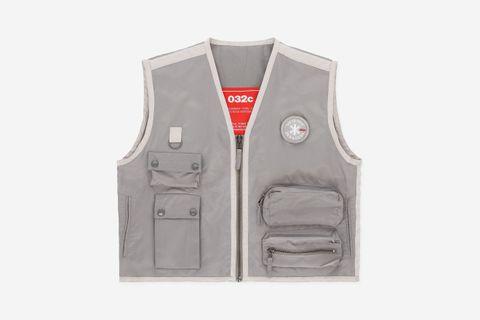 Cosmic Workshop Vest