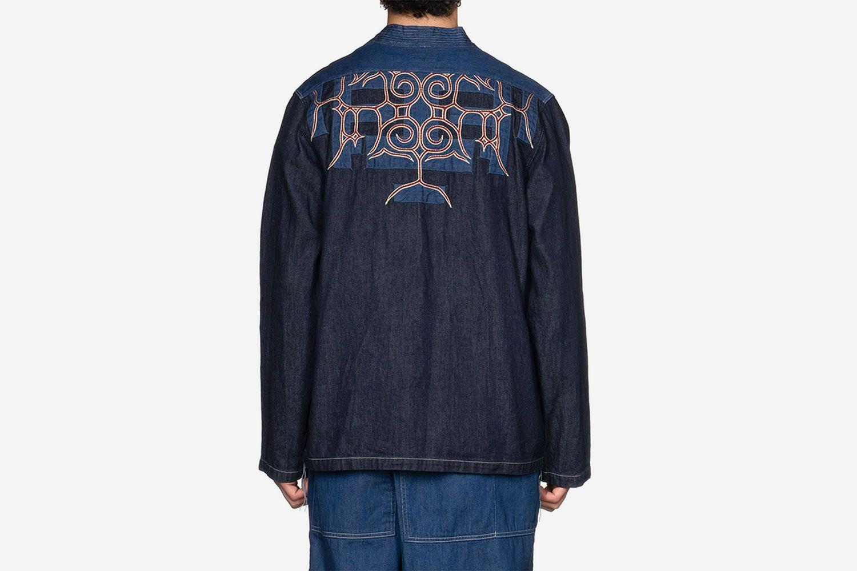 KOUNTRY 8oz Denim Attus Kakashi Shirt