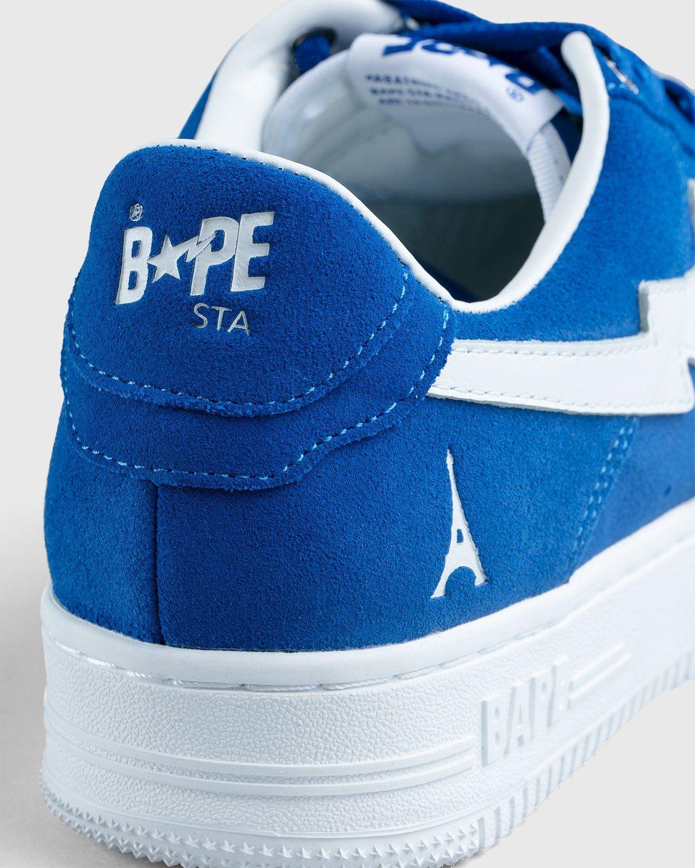 BAPE x Highsnobiety — BAPE STA Blue - Image 6