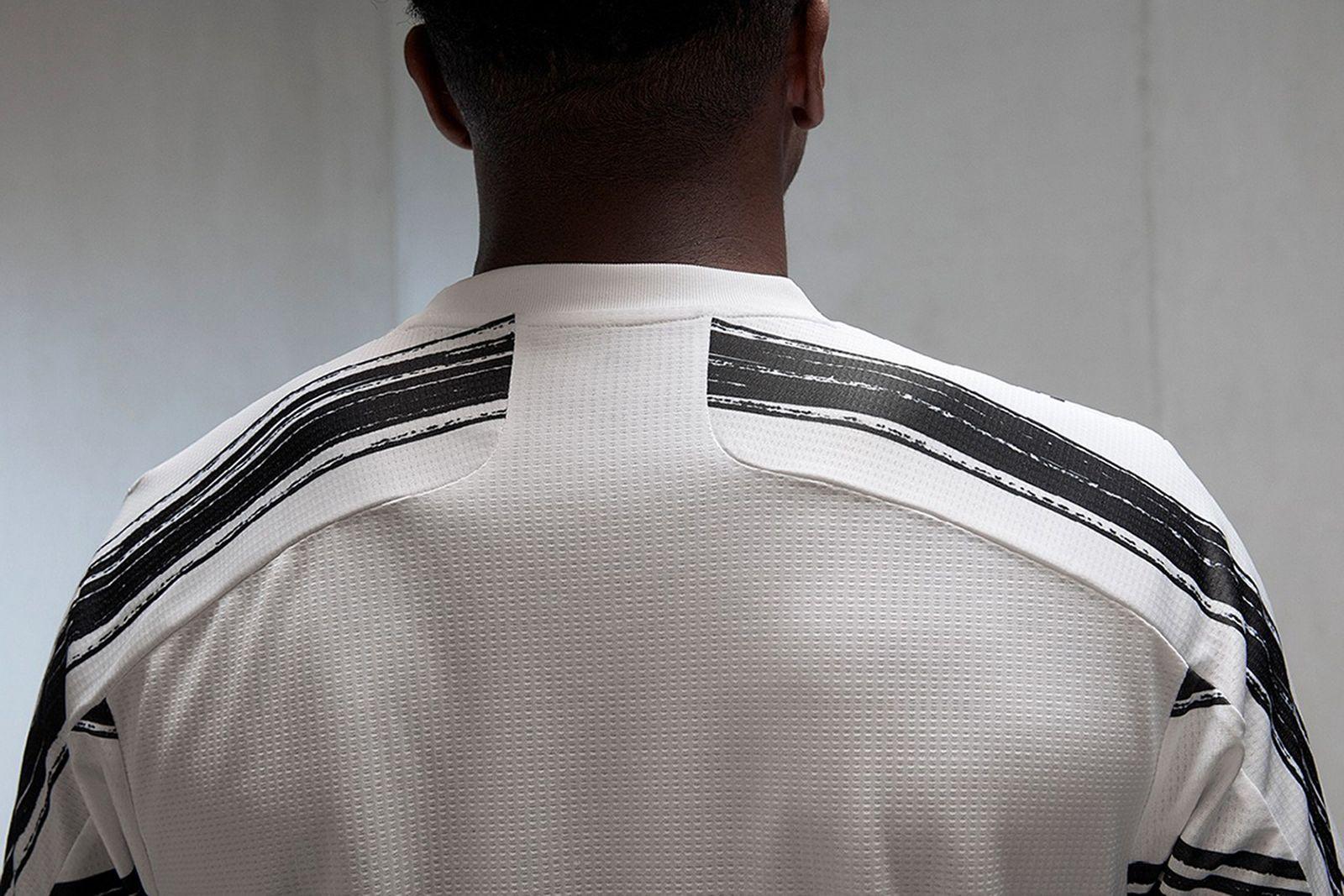 adidas Juventus Home Kit 2020-21
