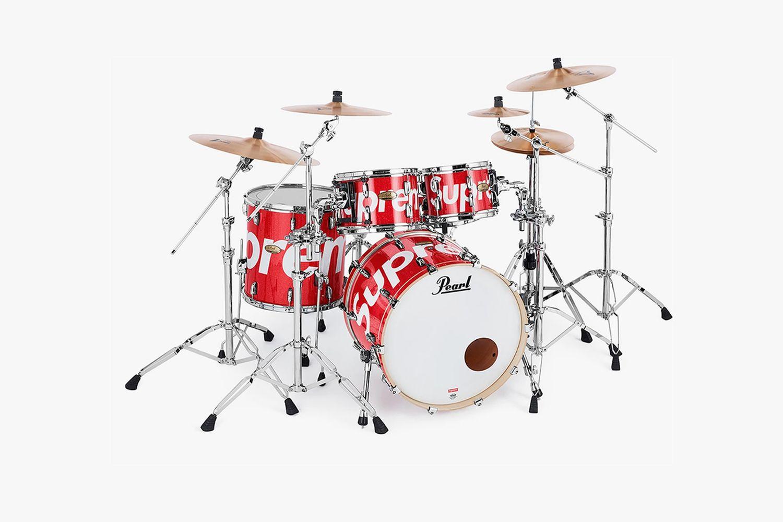 Pearl Session Studio Select Drum Set