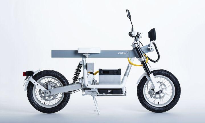 CAKE Ösa Modular Electric Motorcycle