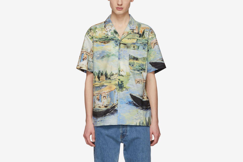 Multicolor Lake Shirt