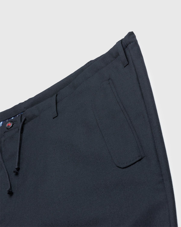 Maison Margiela – Drawstring Leg Trousers Black - Image 5