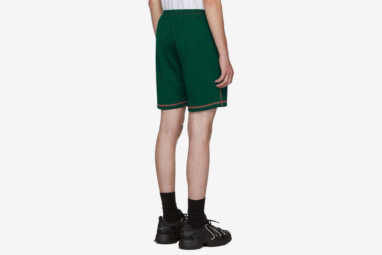 Over Stitch Shorts