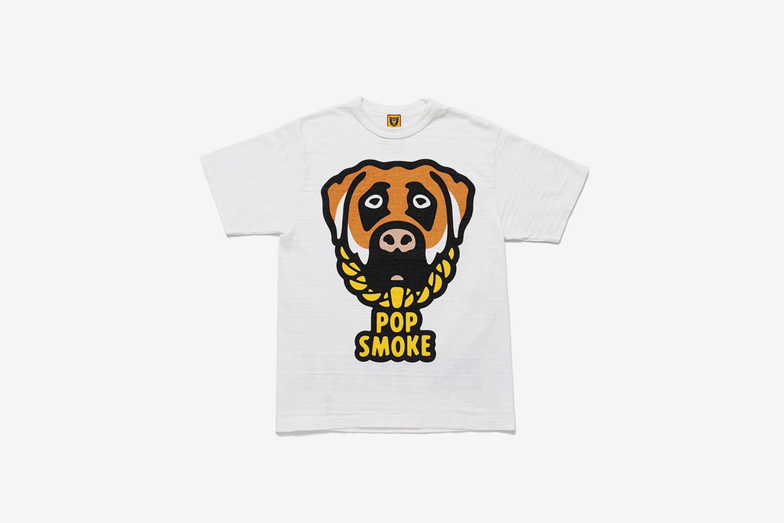 Human Made Pop Smoke T-shirt
