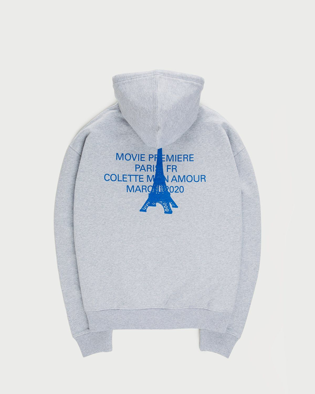 Colette Mon Amour — Paris Hoodie Grey - Image 1