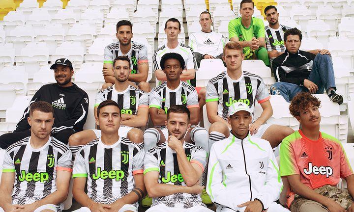 Palace adidas Juventus