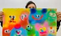 It's a Good Time to Buy Jon Burgerman's 'Uncut Gummies' as NFTs