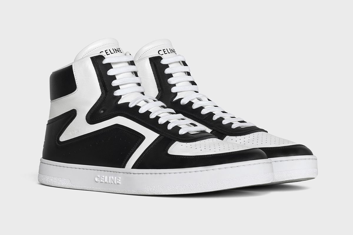 Hedi Slimane's First CELINE Sneaker Is Available to Buy Now 31