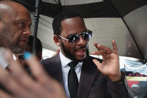 r kelly arrested 13 federal sex crime charges R. Kelly